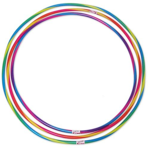 fun hula hoop set