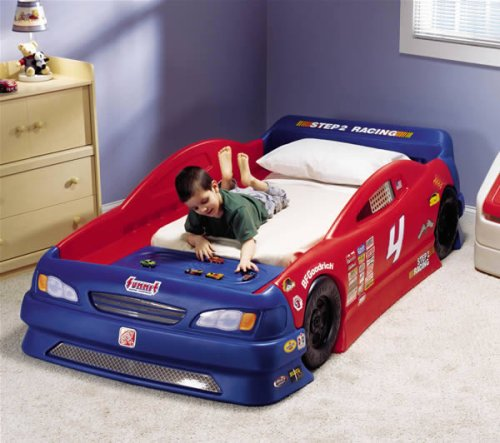 best car shape beds for boys