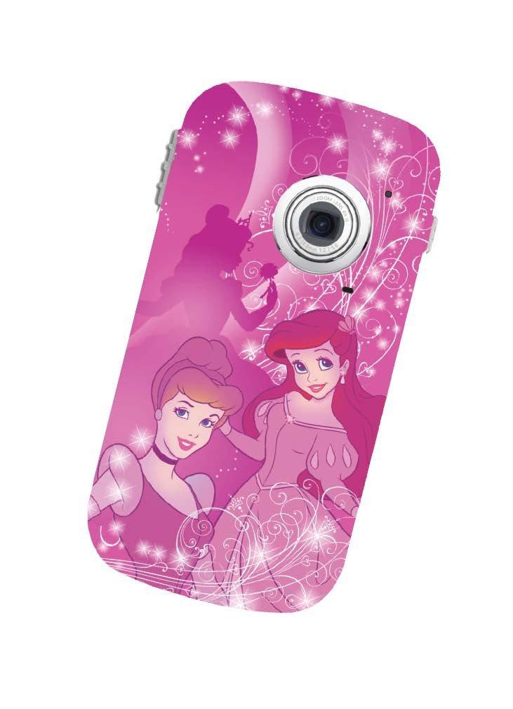disney princess camera