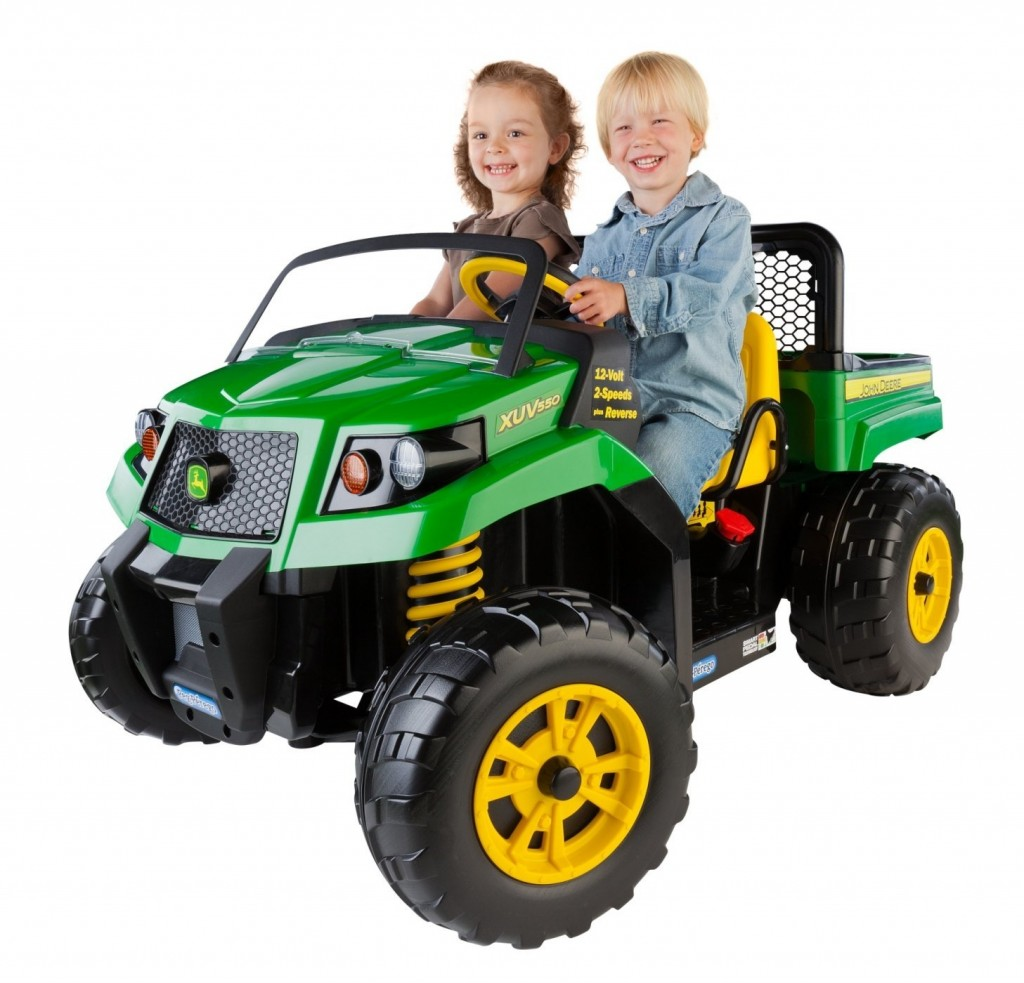 Electric Tractor for Kids