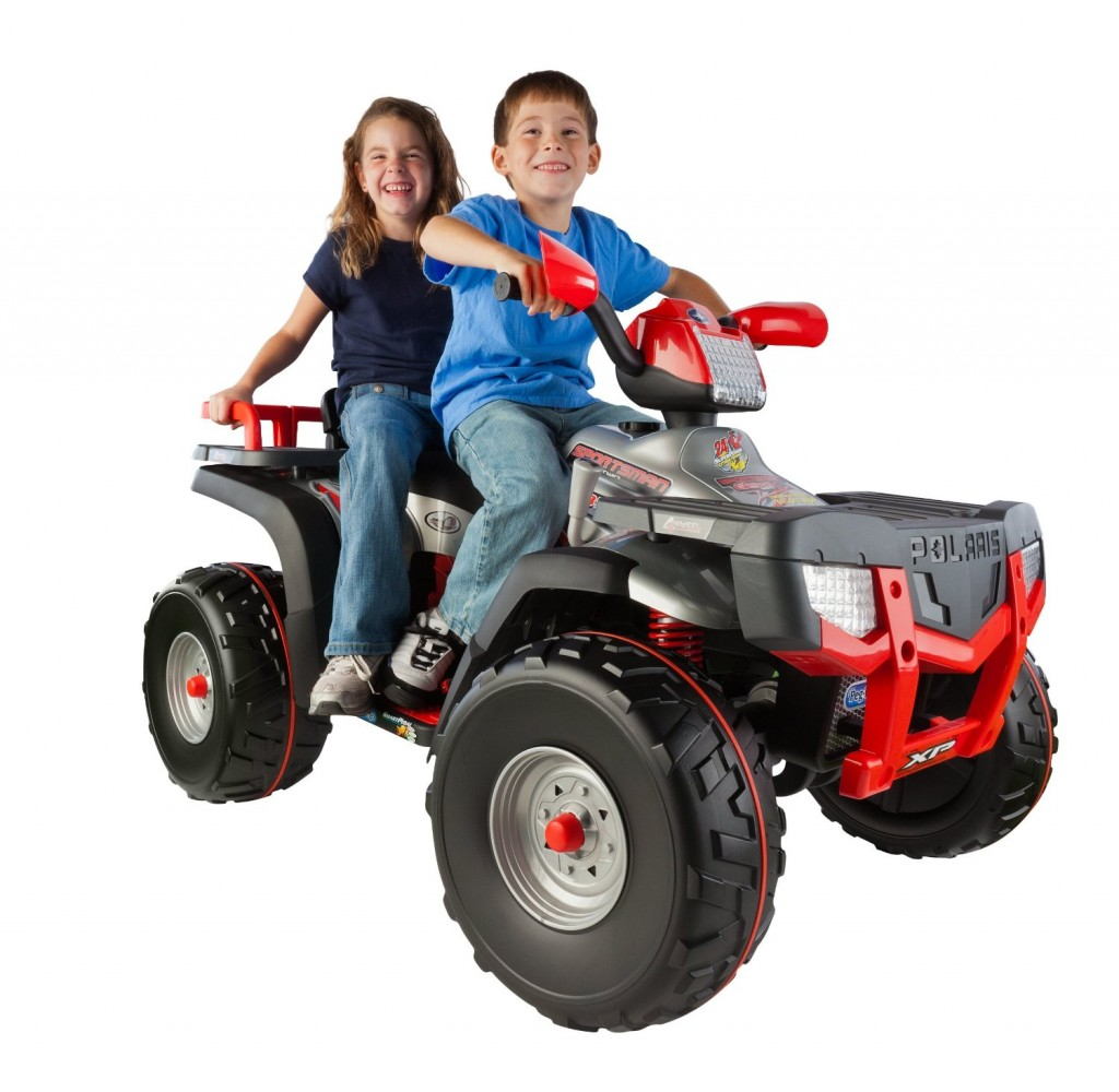 best electric quads for 5 year old boys
