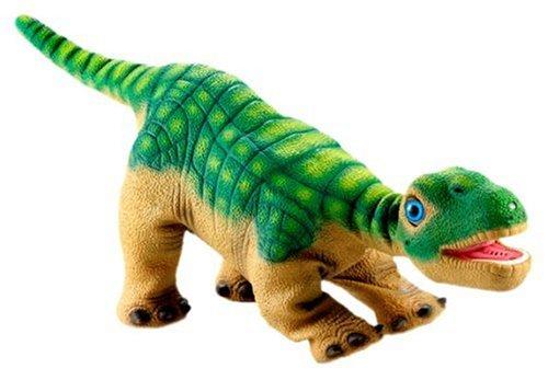 interactive dinosaur