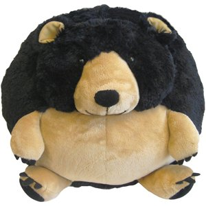 squishable black bear