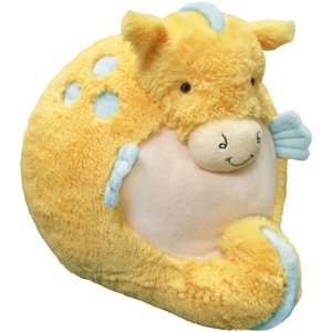 seahorse pillow animal