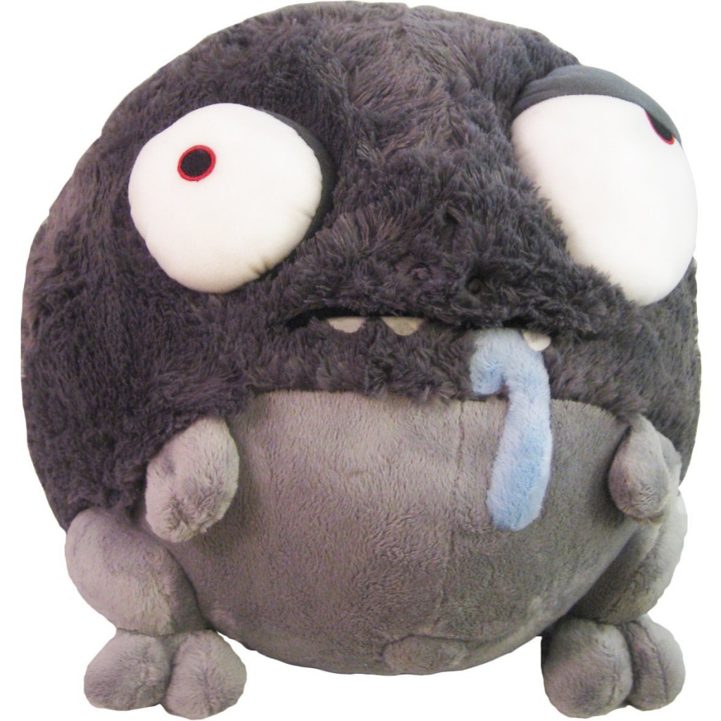 worrible squishable pillow animal