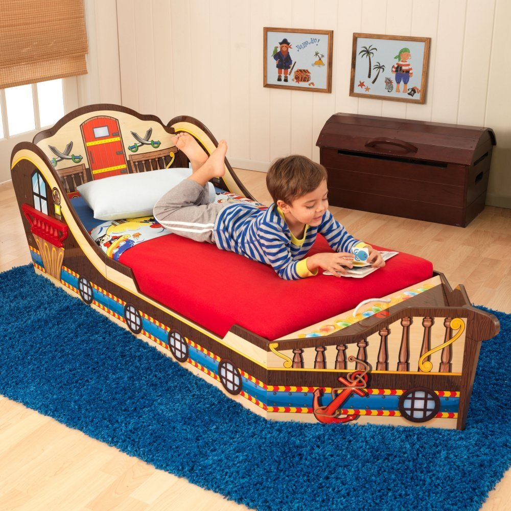Unique Toddler Beds : The most fun and unique toddler beds ever