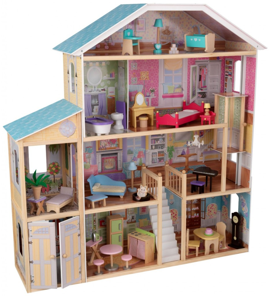 Top 16 best gifts for 3 year old girls for Young house love dollhouse