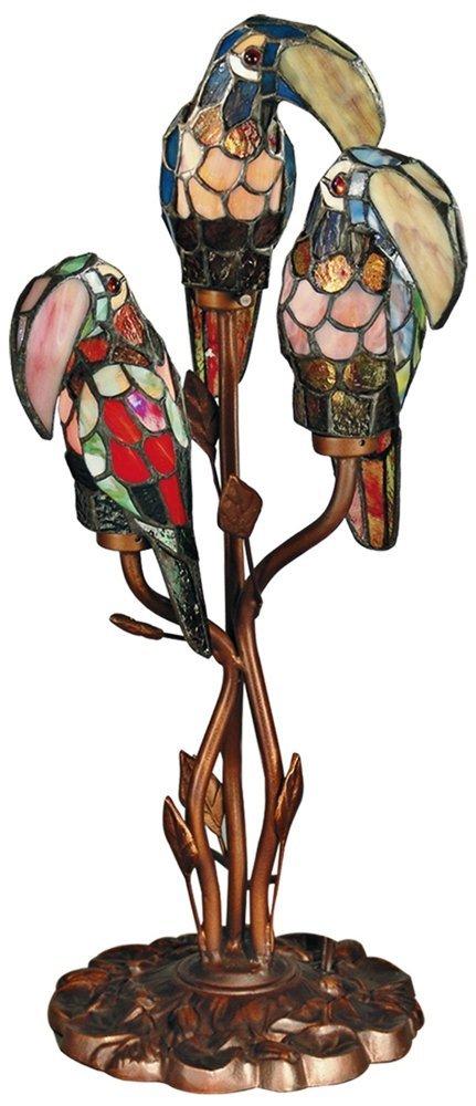 birds lamps