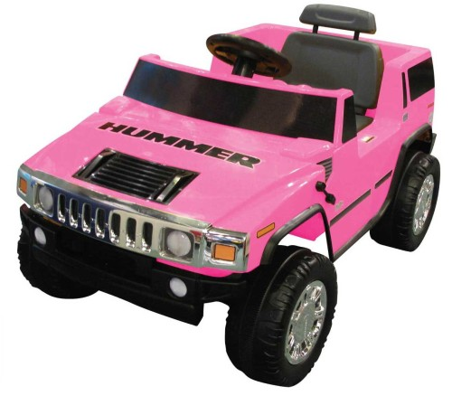 pink hummer for girls