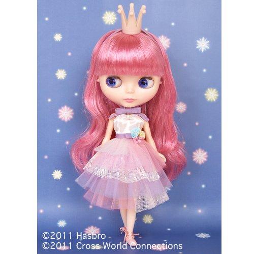 snowflake sonata Blythe doll