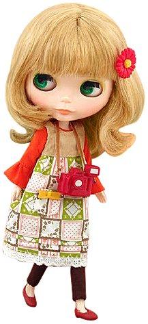 Cassiopeia Spice Blythe doll