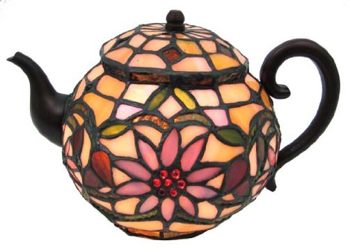 teapot shape lamp