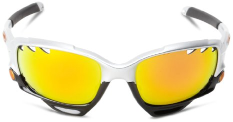 Polarized Oval Sunglasses for men