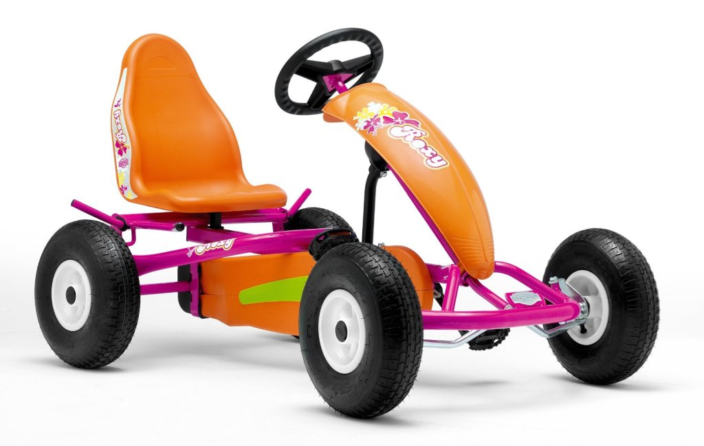 Fun Pedal Go Kart for Girls