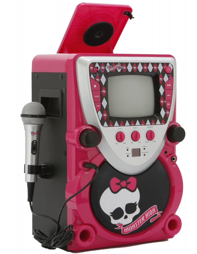 fun karaoke machine for kids