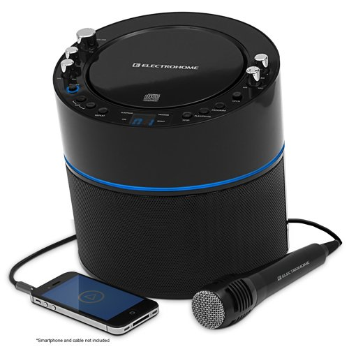 best portable karaoke machine