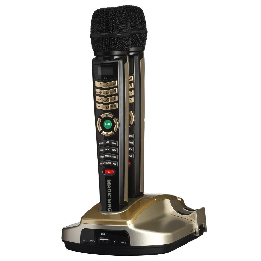 magic sing karaoke system