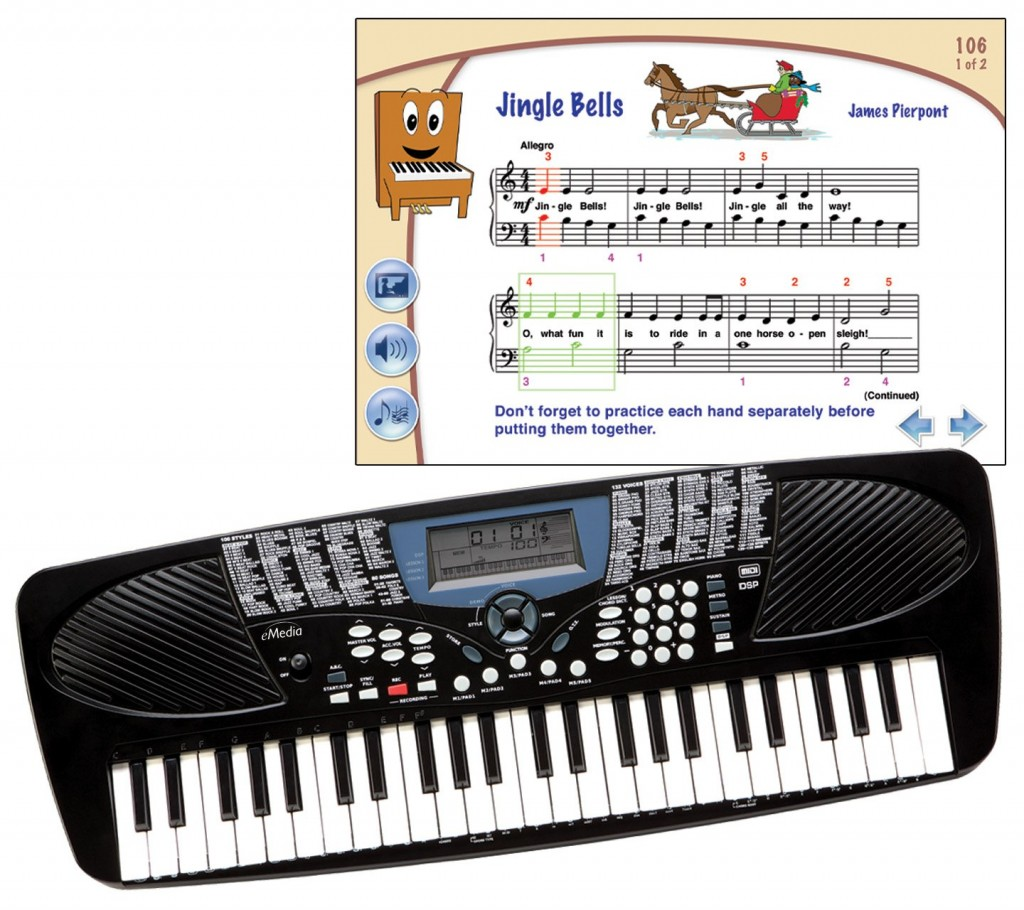 piano keyboard for kids