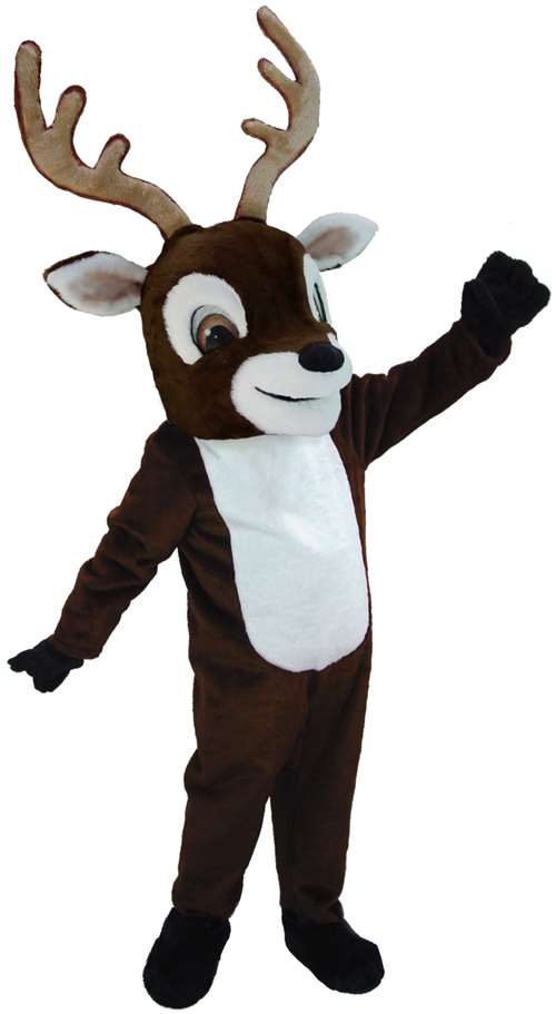 Reindeer Lightweight Mascot Costume