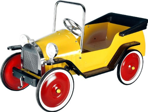 classic pedal cars for kids