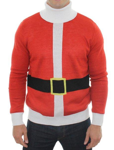 santa christmas sweater