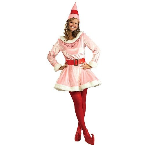 cute Elf lady costume for women