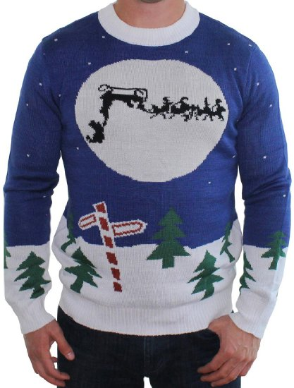 21 Awesome Fun Christmas Sweaters For Men