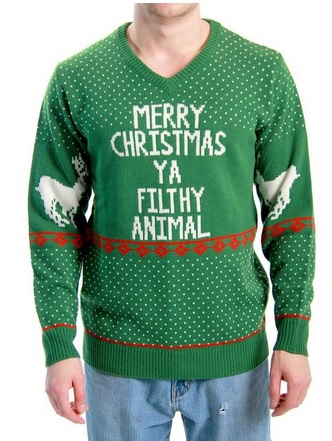 985a0c7a454 21 Awesome FUN Christmas Sweaters for Men!