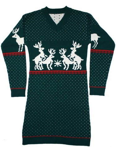 fun Christmas sweaters for women