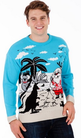Men's Christmas In Australia - Christmas Sweater