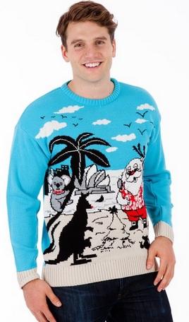 Men's Christmas In Australia - Christmas Sweater