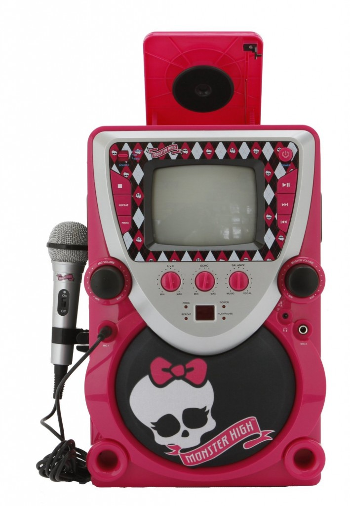 fun karaoke machine for girls