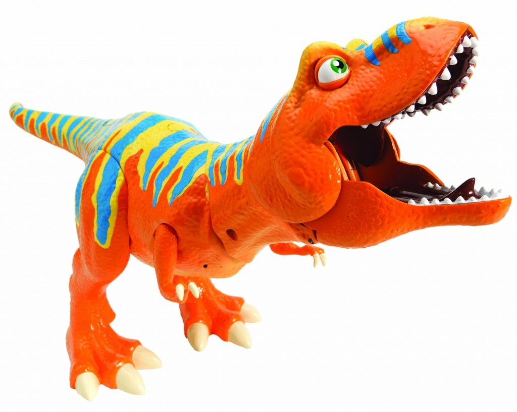 interactive toy dinosaurs