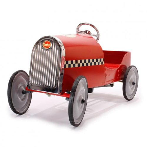 metal pedal cars antique