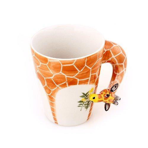 cool giraffe mug
