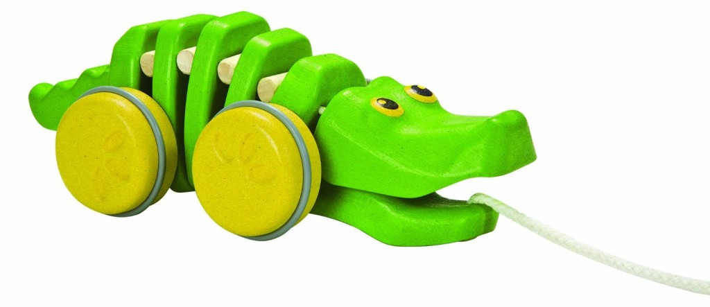 Dancing Alligator Pull Along Toy