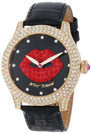 fun betsey johnson watches for women