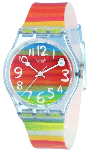 rainbow watch for women