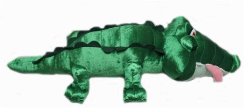 Soft Crocodile Plush Toy