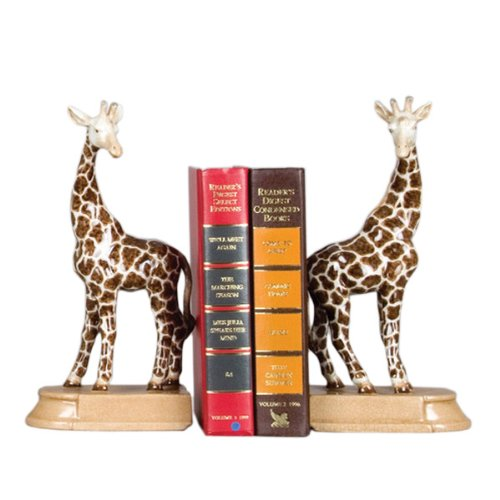 cute Giraffe Bookends