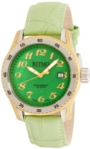 green watch for women