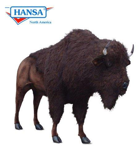 giant plush buffalo for sale