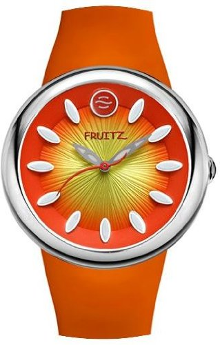 cool orange watch for women