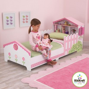 12 Cute Beds for Girls Ages 2 to 5 Years Old!