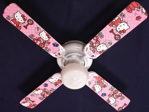 Hello Kitty Ceiling fan