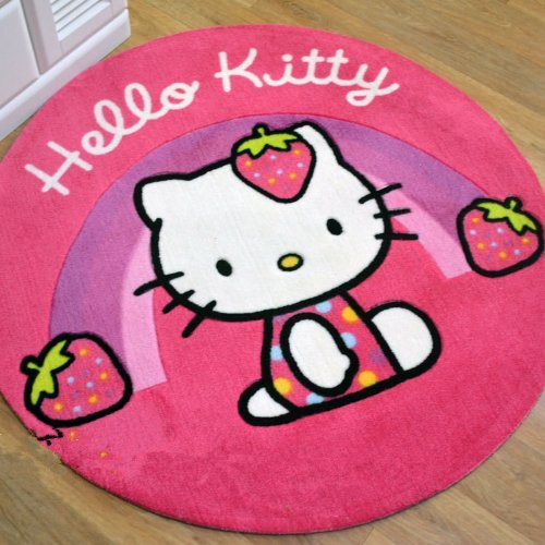 Hello Kitty rug for girls