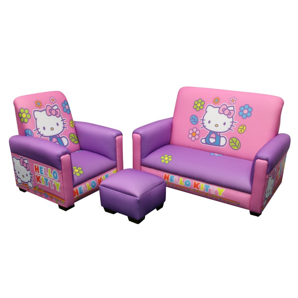 Hello Kitty Toddler Sofa Set