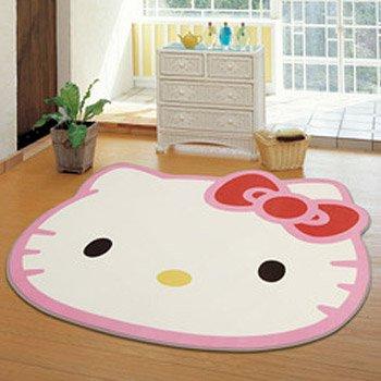 Hello Kitty Area Rug
