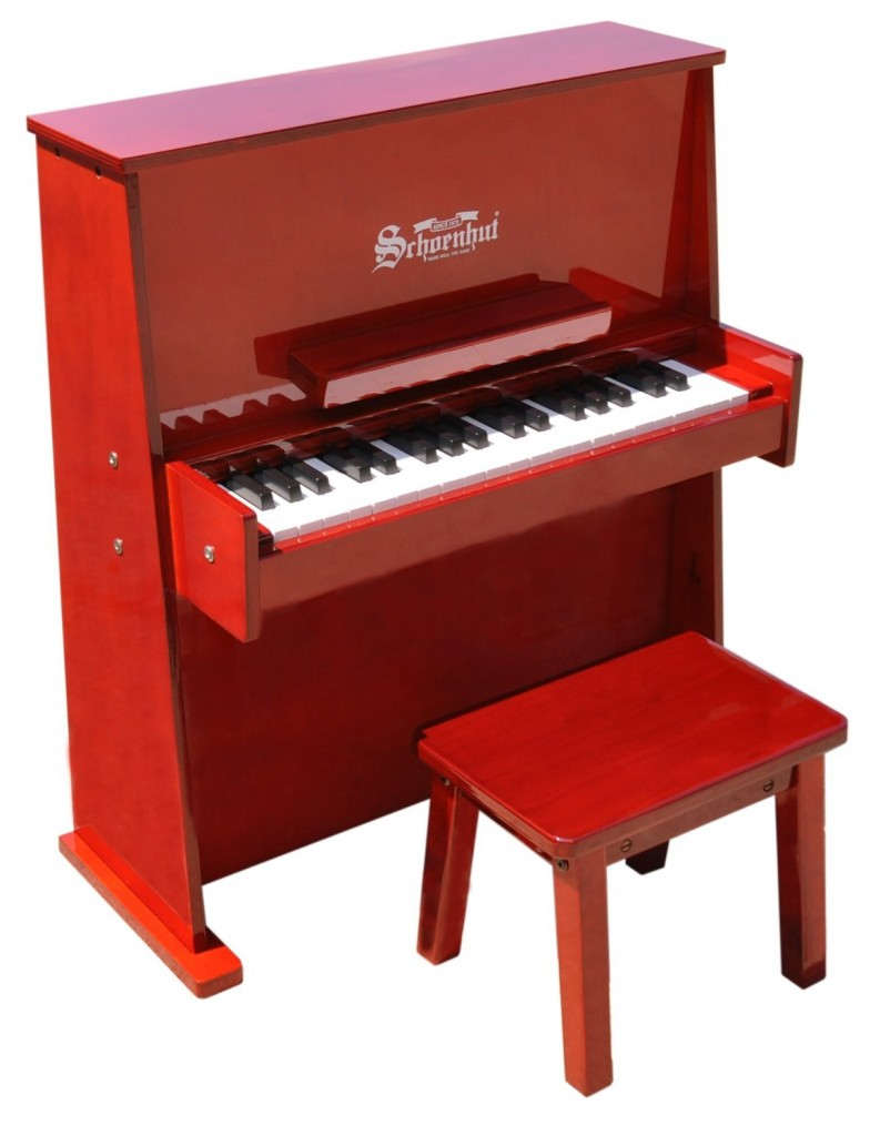 sturdy toy pianos for children