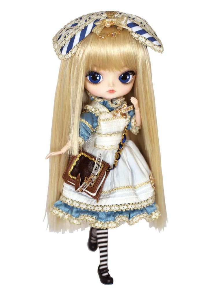 "Pullip Dolls Dal Classical Alice 10"" Doll"
